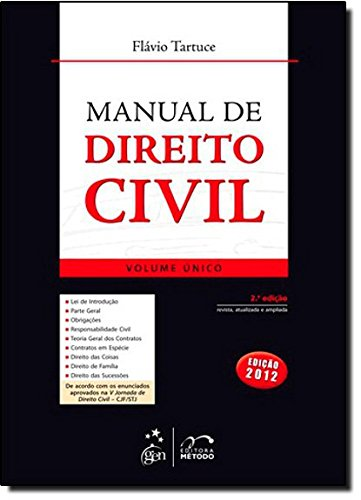 Manual De Direito Civil - Volume Unico