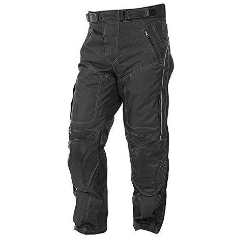 Newfacelook Mens Designer Protective Thermal Motorbike Waterproof Trousers Pants
