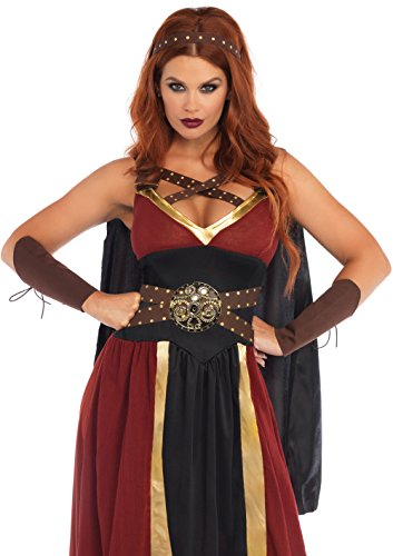 Leg Avenue Women's Plus Size Regal Warrior Costume -