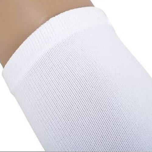 Brussels08 Elastic Sports Elbow Brace Bike Cycling Hiking Armband Long Arm Protectors Basketball Arm Sleeves Breathable Guard Cover UV Protection Arm Sleeves Arm Guard Warmer Sleeves