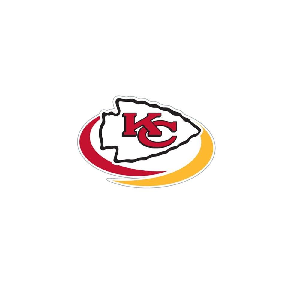 BSS   Kansas City Chiefs NFL Diecut Window Film