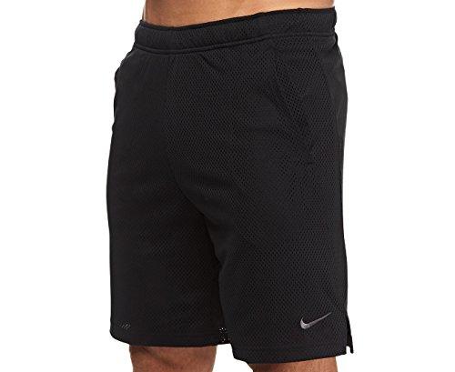 Nike Mens Short 9 Monster Mesh Black/Black/Anthracite XL x 9