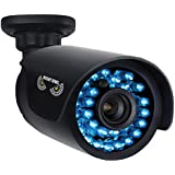 Night Owl Security Indoor/Outdoor, 720p HD Bullet Cameras with 100' of Night Vision, Black (CAM-2PK-AHD7)