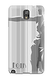 New Arrival Cover Case With Nice Design Case For Ipod Touch 5 Cover Black Rock Shooter And Blinds