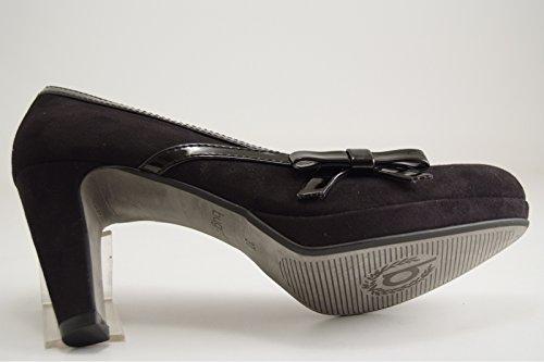 avec à Talons Plateau Femme Bugatti V4965PR6VL Noir Chaussures TpRqxA4nwC