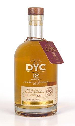 Whisky DYC 12