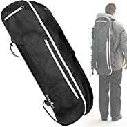 Athletico Snowshoe Bag - Snow Shoe Backpack for Carrying, Packing, and Storing Snowshoes