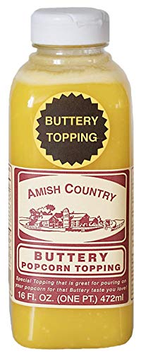 Amish Country Popcorn Buttery