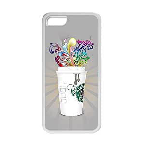 RMGT Starbucks design fashion cell phone case for iPhone 6 plus (5.5)
