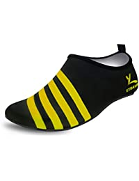 Slip-on Water Shoes, Anti-slip Athletic Aqua Socks, for...