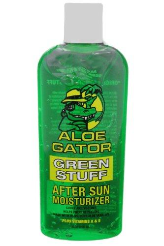 Aloe Gator Green Stuff Aloe Vera Gel (8-Ounce)