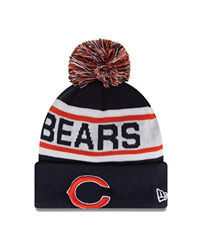 - NFL Chicago Bears Biggest Fan Redux Beanie