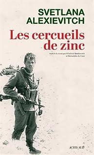 Les cercueils de zinc, Alexievitch, Svetlana (Ed.)