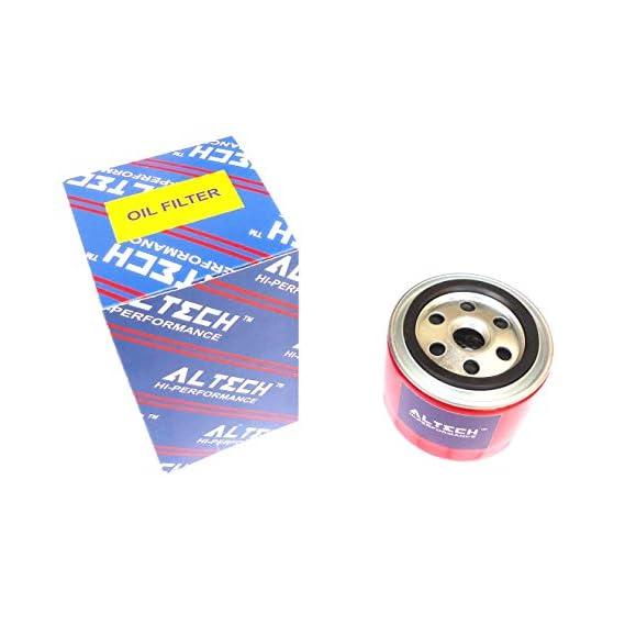 ALTECH Hi-Performance Oil Filter For Mahindra XUV 500 Plush W5/W7/W9/W11 (2018 Onwards Model)