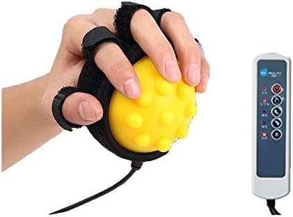 Dedo Rehabilitación Mano equipo eléctrico caliente Compresor mano ...