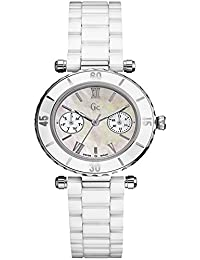 RELOJ GUESS COL.DIVER CHIC CER.BL. Women's watches 35003L1