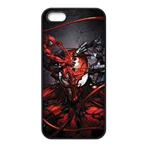 iPhone 4 4s phone case Black Carnage AADE3523973