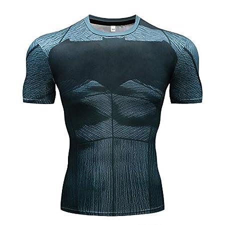 V1 Clothing CO Camiseta Camiseta De Compresión De Secado Rápido ...
