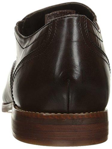 Rockport Heren Stijl Doel Moc Slip-on Loafer Donkerbruin