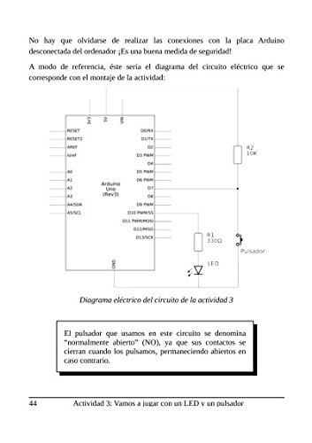 Empezando con Arduino UNO - Volumen 1 Guía práctica de iniciación: Amazon.es: Eduardo Gallego del Pozo: Libros