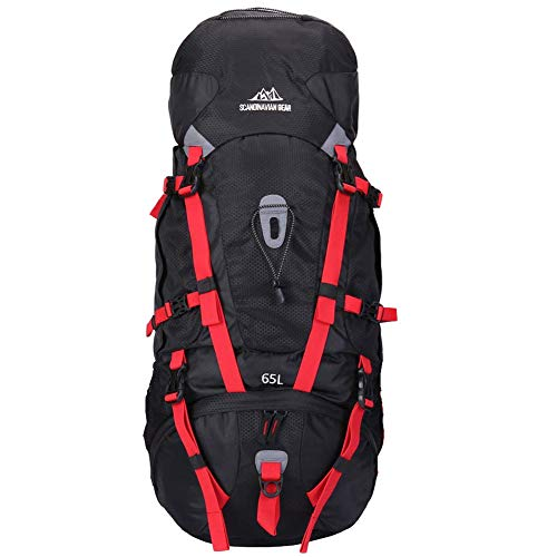 b3604684af Mountaintop 75L-80L Internal Frame Backpack Hiking Backpack with ...
