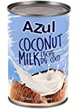 Azul Coconut Milk–Unsweetened Coconut Milk, Dairy & Gluten Free, 13.5 Fl. ounce, 12 pack