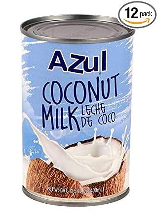 leche de coco para intolerantes a la lactosa