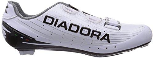 Diadora Speed Vortex - - para hombre Bianco (Weiß (weiß/schwarz 3510))