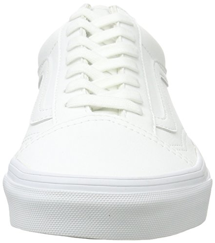 Vans VN000D3HNVY Classic Tumble Skool Old Navy White True rz4tzq