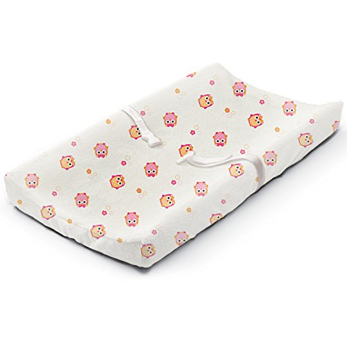 Summer-Infant-Ultra-Plush-Changing-Pad-Cover-Owl-Town