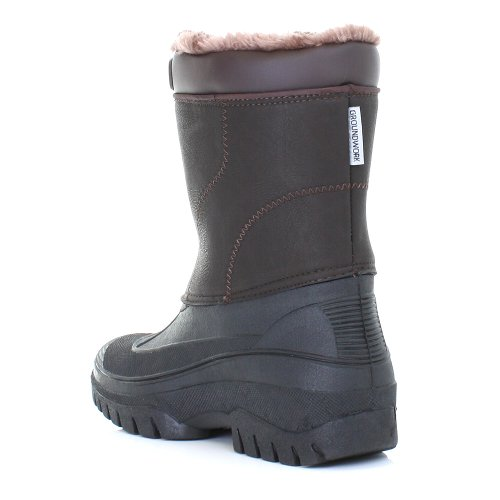 Wellies SIZE Boots 7 Mens Work Garden Warm Mucker qOqwTfE