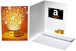 Amazon.com $45 Gift Card in a Greeting Card (Amazon Surprise Box Design) (B00R8JKMSQ) | Amazon price tracker / tracking, Amazon price history charts, Amazon price watches, Amazon price drop alerts