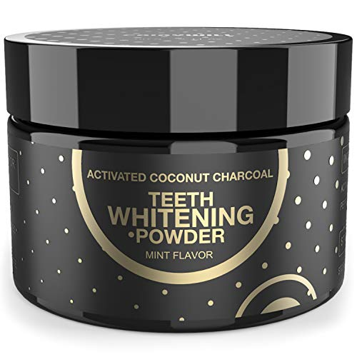 Fairywill Activated Charcoal Teeth Whitening Powder