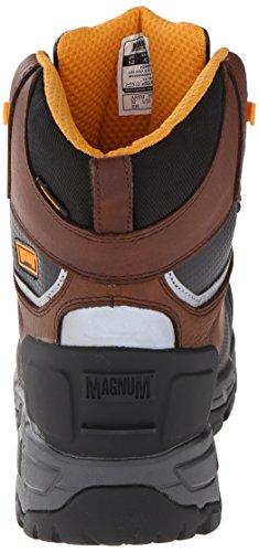 Magnum Mens Halifax 6 Inch Comp Teen Laars Koffie