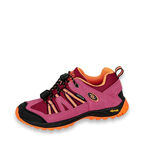 Para Low Pink Ohio pink Senderismo De Zapatos orange Rise Mujer orange Bruetting Y1qwZx4w