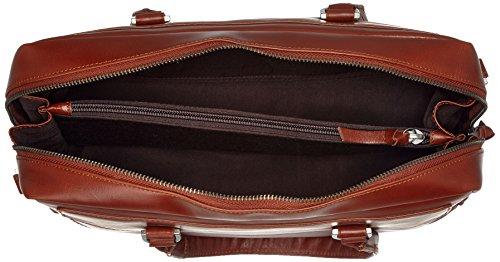 Royal RepubliQ Imperial - Borse a secchiello Donna, Braun (Cognac), 12x23x32 cm (B x H T)