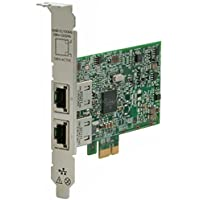 HPE 615732-B21 332T Network adapter PCI Express 2.0 x1 Gigabit Ethernet for ProLiant DL180 Gen9, DL20 Gen9