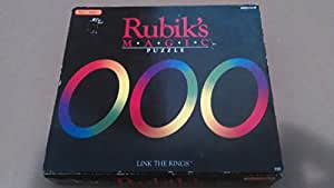 Matchbox Rubik's Magic Puzzle Link The Rings