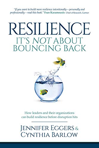 Resilience by Jennifer Eggers & Cynthia Barlow ebook deal