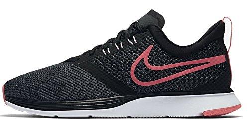 Pink Grey Mujer 001 Para De 5 gs dark Negro 37 Zapatillas Running Eu Nike Strike racer black anthracite Y6vqXw7