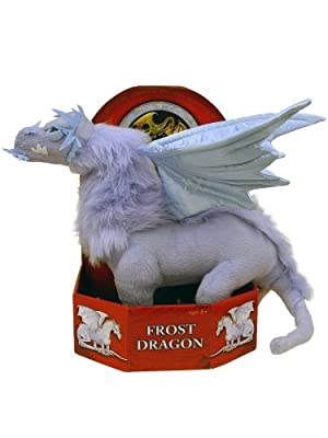 Sababa Dragonology 14-inch Frost Dragon Plush from Sababa Toys