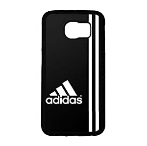 luxury logo adidas logo phone case official classical customized Protective Hard Phone Case for Samsung Galaxy S6 adidas logo