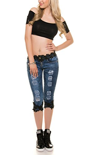Hipster Jeans Pointu Jeans Trousers Skinny FuweiEncore Summer Jeans zipp Jeans Jeans Femme Jeans Noir Skinny wxBfxYqF