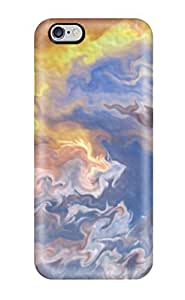 Iphone Cover Case - Multicolor Abstract Art Protective Case Compatibel With iphone 4/4s