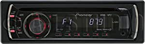 Pioneer DEH-20UB CD / MP3 / AM/FM / WMA Receiver with Front AUX, Front USB & remote (2009 MODEL)