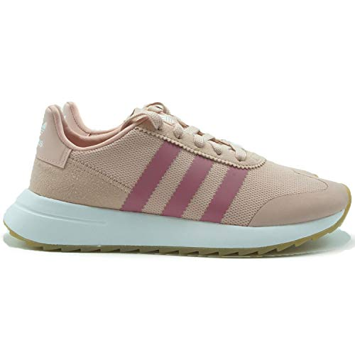 Maroon Adidas runner Flb W trace Pink white Spirit Femme HUU6qSWcF