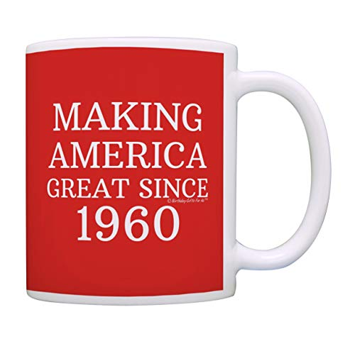 Making America Great Since 1960 Coffee Mug