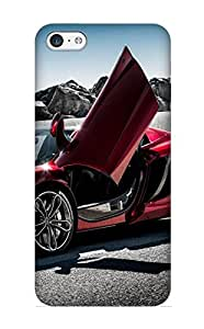 High Quality Tpu Case/ 2013 Mclaren Mp4 12c Spider Emkntk-1043-gadasfr Case Cover For Iphone 4/4s For New Year's Day's Gift
