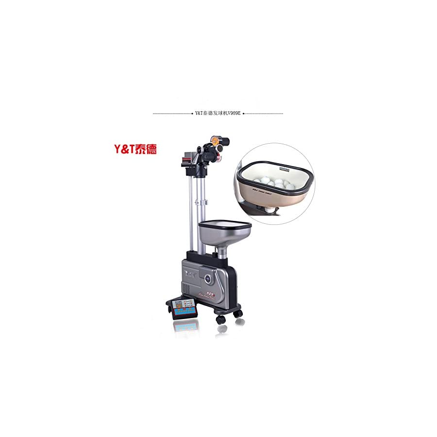Table Tennis Training Robot V989E