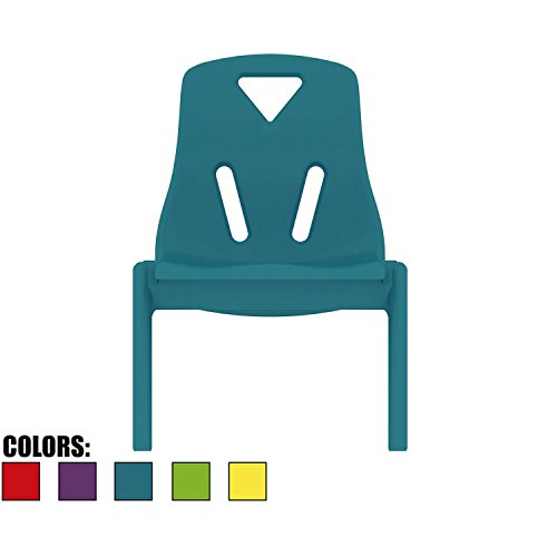 Painted School Chairs